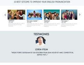 AmanuelGirma tarafından Design homepage için no 37