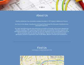 ashiqsinan tarafından Design a Website Mockup için no 3