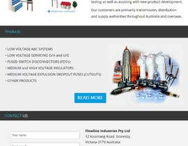 scvoyager tarafından Design a Website Mockup için no 20
