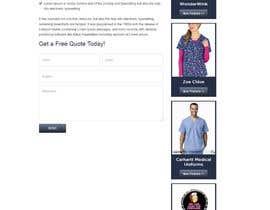 asaheb09 tarafından Design a Website Mockup için no 17