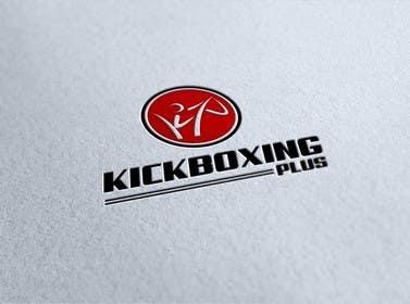 designpoint52 tarafından Design a Logo for Kickboxing PLUS The Fitness Program you won't want to without. için no 90