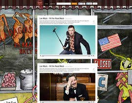 Nro 2 kilpailuun Customize a Wordpress Theme with Lead Capture and other small items käyttäjältä roycohen86
