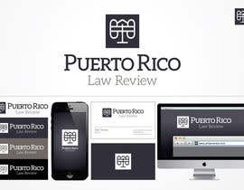 #33 para Design a Logo for Puerto Rico Law Review, LLC por jethtorres