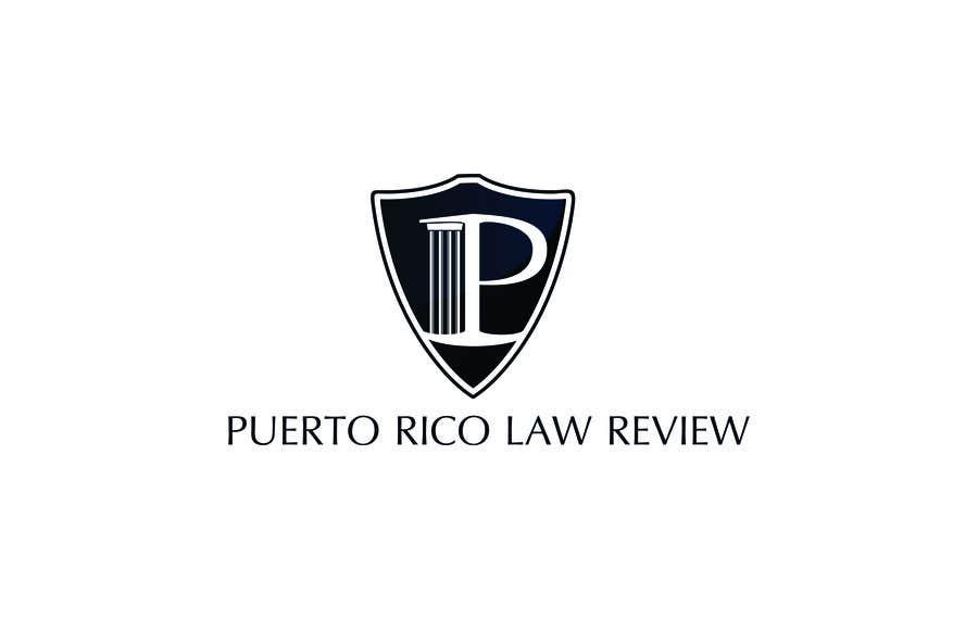 Proposition n°82 du concours Design a Logo for Puerto Rico Law Review, LLC