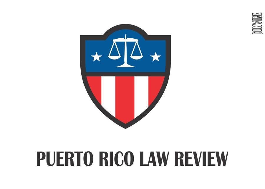 Proposition n°56 du concours Design a Logo for Puerto Rico Law Review, LLC