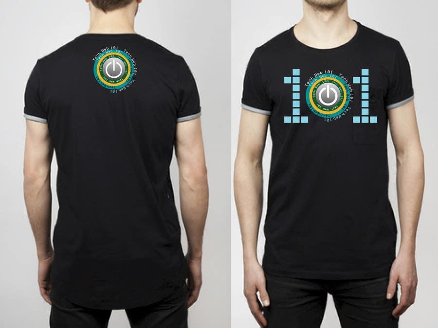 Penyertaan Peraduan #75 untuk Design a T-Shirt for Client Marketing