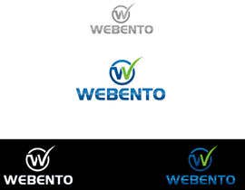 #173 for Logo Design for Webento by designerartist