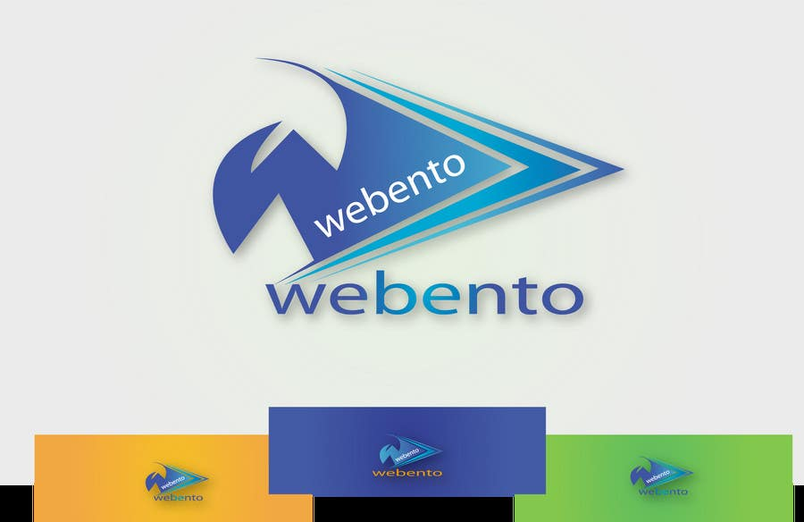 Конкурсная заявка №178 для Logo Design for Webento