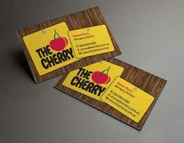 #50 untuk Design some Business Cards for The Cherry oleh princevtla