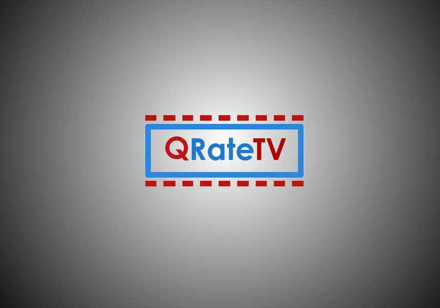 Inscrição nº 72 do Concurso para Design a Logo for QRATE.TV