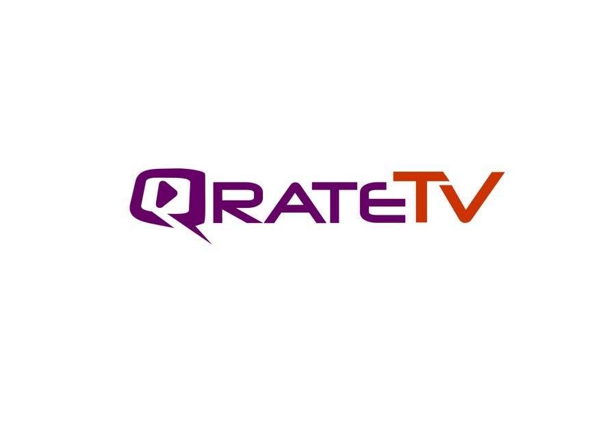 Inscrição nº 54 do Concurso para Design a Logo for QRATE.TV