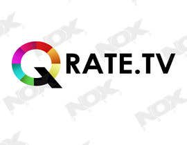 #47 for Design a Logo for QRATE.TV af ghenox