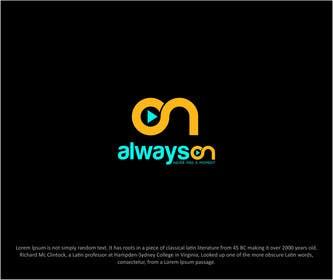 designpoint52 tarafından Design a Logo- alwaysON için no 267