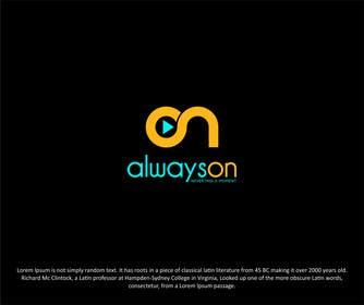 designpoint52 tarafından Design a Logo- alwaysON için no 305