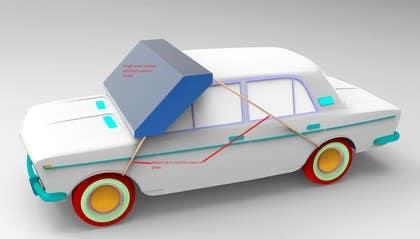 kctcmadanpur tarafından Design a Product/Solution for Protecting Car Windshields from Hail için no 3