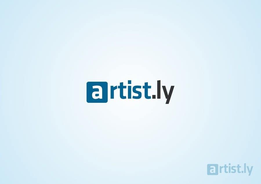 #122 for Logo for Artist.ly by alkalifi