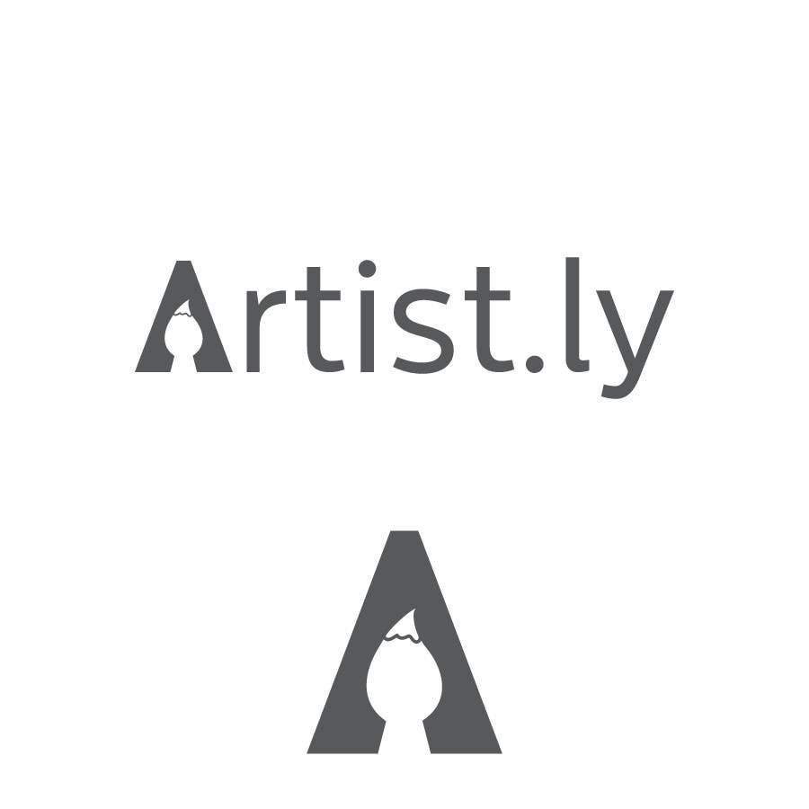 #205 for Logo for Artist.ly by tommyjade
