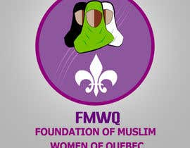 #19 for Design a Logo for a muslim women organization by HazmuDesigner