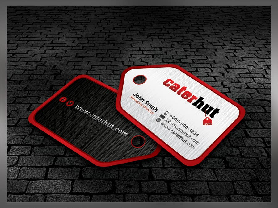 #110 for Design some Business Cards by kreativedhir