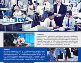 Nro 14 kilpailuun 1 page job advert for facebook/linkedin käyttäjältä Biayi81