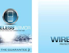 nº 2 pour Design a Flyer for Wireless Armor par luthfialanshar