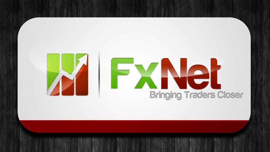 #287 for FxNet Design by darkelas