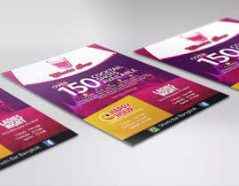 Nro 13 kilpailuun Design a Flyer käyttäjältä fullericious