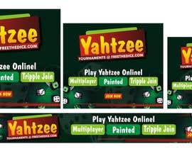 dekaszhilarious tarafından Design a banner and other ad images for yahtzee website için no 11