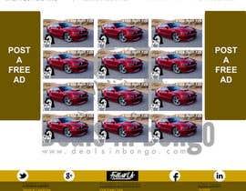 Nro 5 kilpailuun Draw a quick JPEG/TIFF Mockup of a website käyttäjältä Fob413