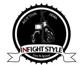 #38 for Design a Logo for online store INFIGHTSTYLE.com af DeriGaine