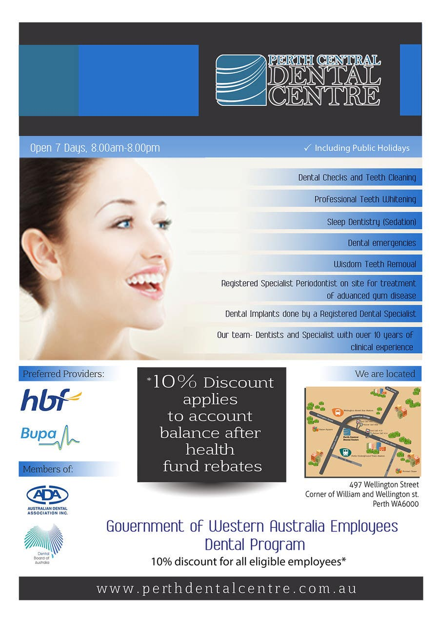 #11 for Design a Flyer for Corporate discount by farzanashoma