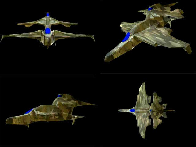Bài tham dự cuộc thi #25 cho spaceship design