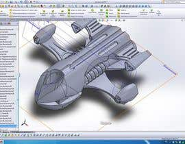 #30 cho spaceship design bởi fluoorum