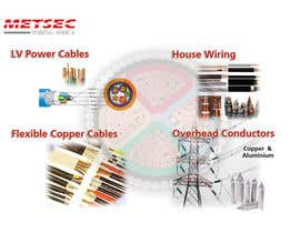 nº 22 pour Advertisement Design for Metsec Cables Ltd par rOrOeg