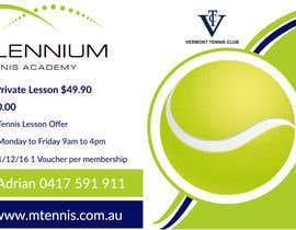 Nro 11 kilpailuun Tennis Club Offers käyttäjältä rashmarahman