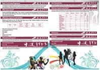 Proposition n° 14 du concours Graphic Design pour Design a Flyer for a prestigious dance academy
