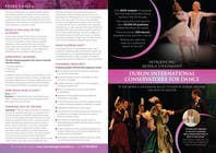 #34 for Design a Flyer for a prestigious dance academy by davidjameslawton