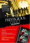 Graphic Design des proposition du concours n°45 pour Design a Flyer for a prestigious dance academy
