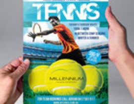 Nro 28 kilpailuun Adult Doubles Tennis Training käyttäjältä Rakib2003
