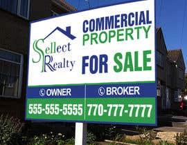teAmGrafic tarafından real estate sign için no 2