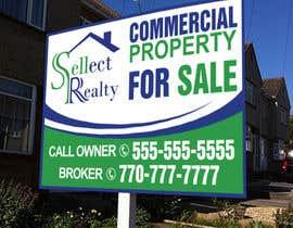 teAmGrafic tarafından real estate sign için no 10