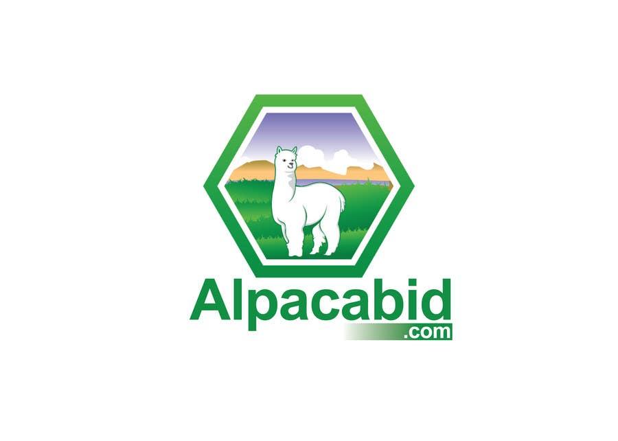 Kilpailutyö #129 kilpailussa Alpacabid.com