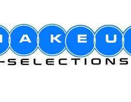 Nro 27 kilpailuun Logo for makeup site käyttäjältä ais56e29be0e364b