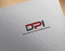 Nro 101 kilpailuun Data Protection International (DPI) Logo käyttäjältä adilesolutionltd