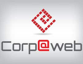 "#197 cho Design a Logo for "" Corp at web .com "" bởi Debasish5555"