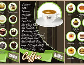 #13 for 12 Page a3 Poster Menu For Cafe & Convenience Store by rogeliobello
