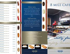 #11 for 12 Page a3 Poster Menu For Cafe & Convenience Store by sammi67