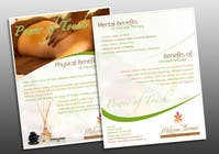Contest Entry #11 for Brand a New Business - Massage Therapy Business