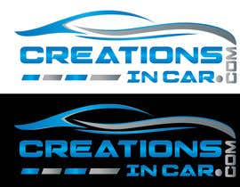 #42 for Design a Logo for Creations in Car af ccet26