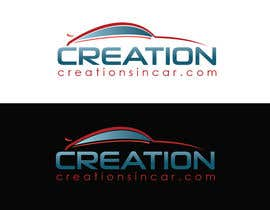 #58 for Design a Logo for Creations in Car af colbeanustefan